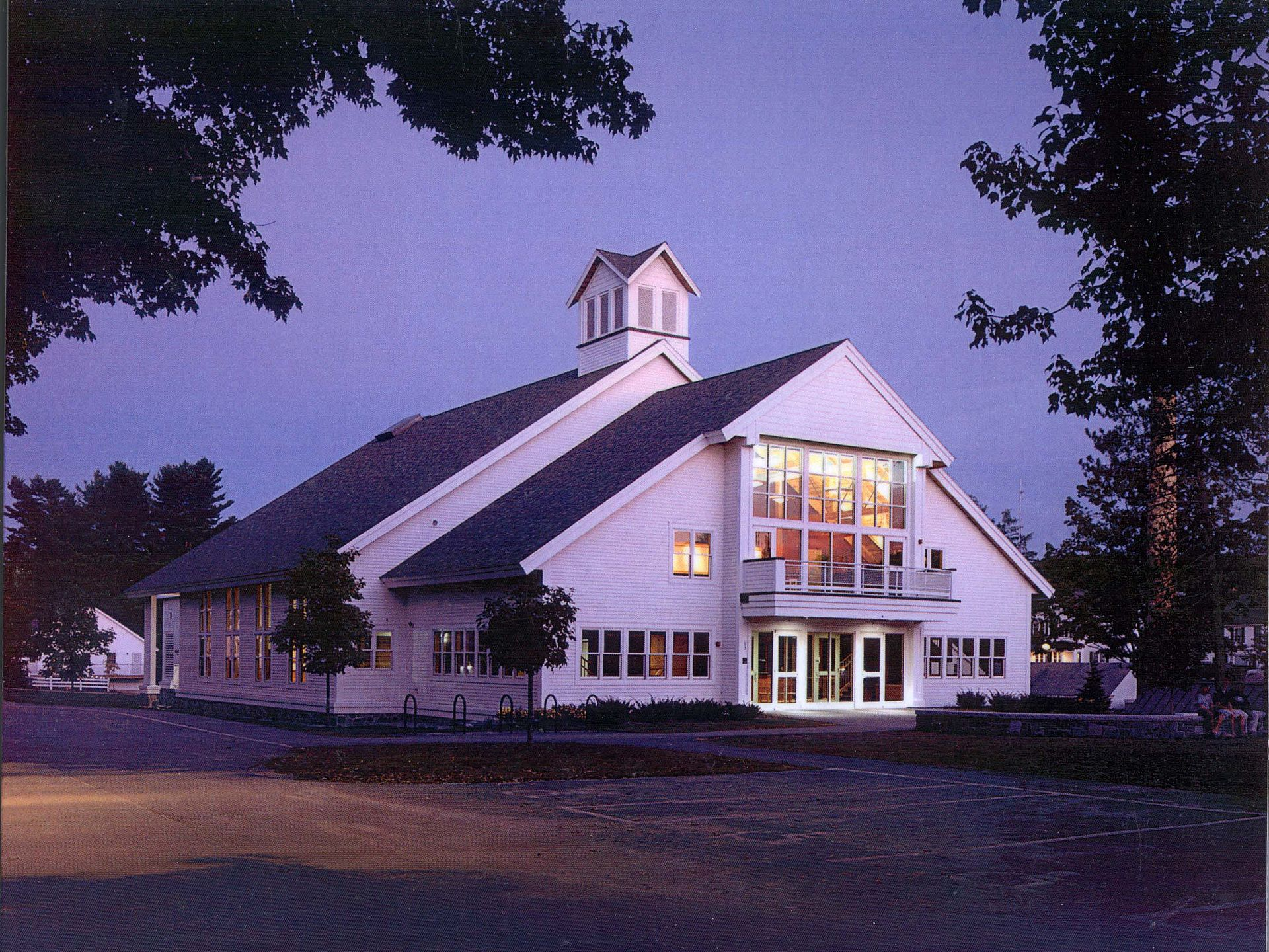 Proctor Academy Theater & Meeting House