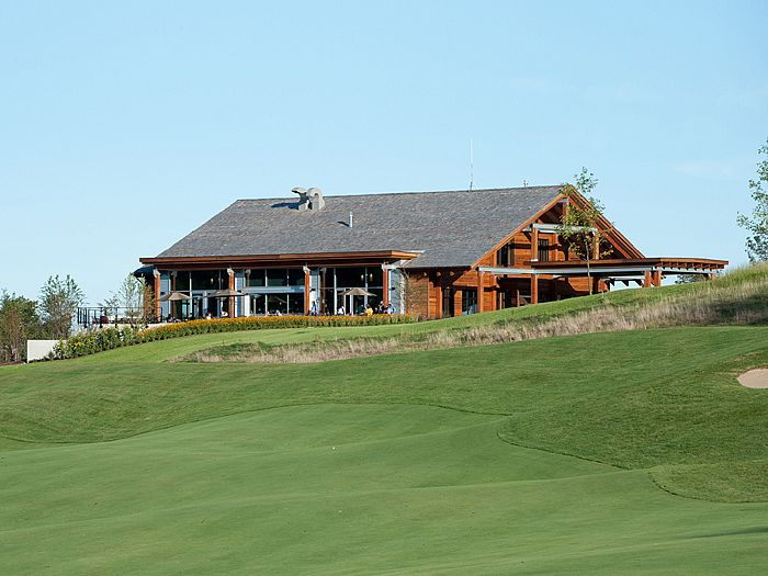 Jay Peak Golf Clubhouse