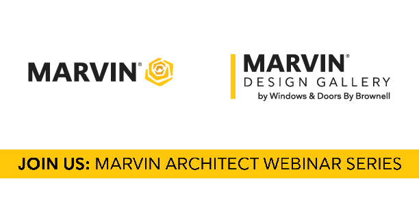 MARVIN ARCHITECT WEBINAR SERIES - MODERN WINDOWS AND DOORS