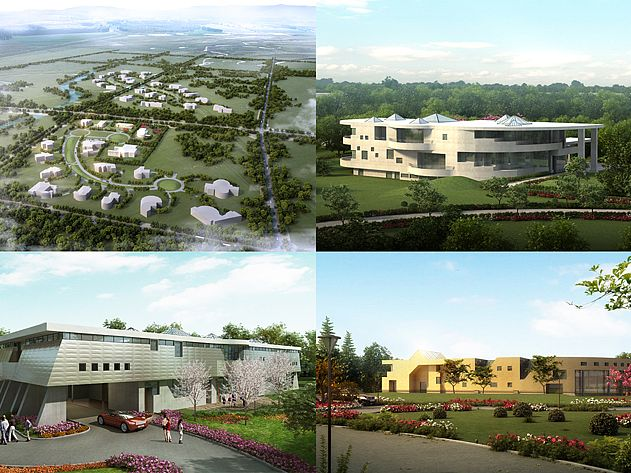 Badaling Corporate Villa Development
