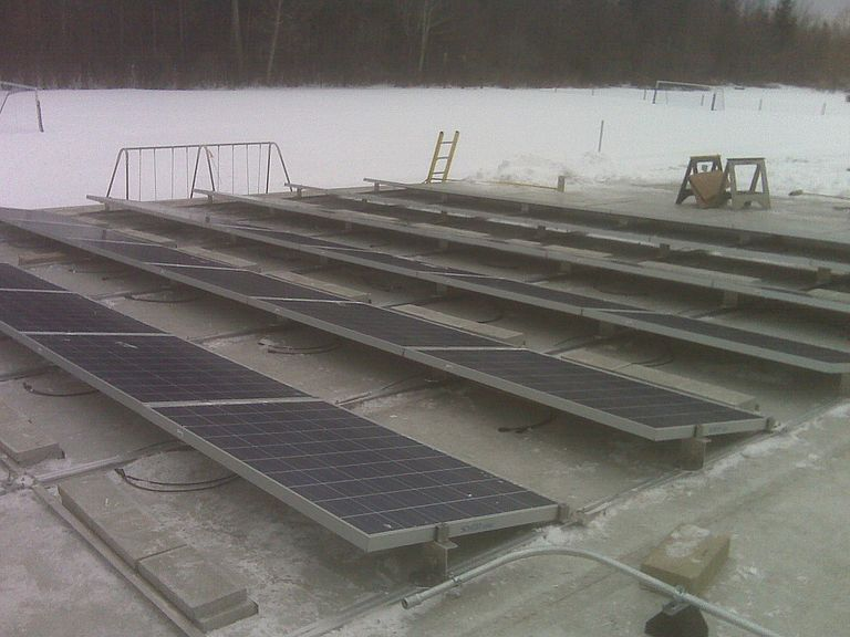 solar collector array