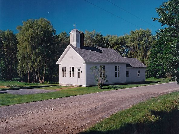 Restoration of Schoolhouse #4